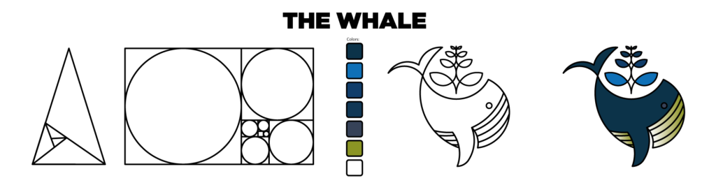 The whale progress